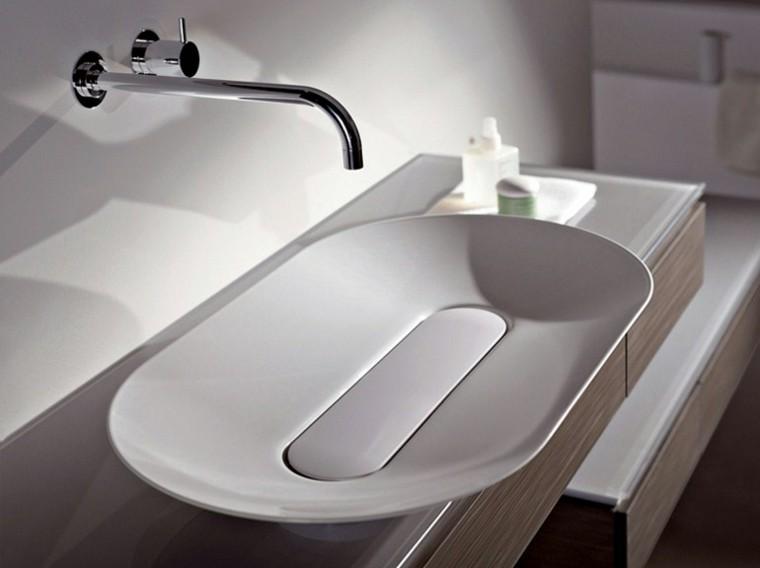 lavabo modelo alape diseño plano