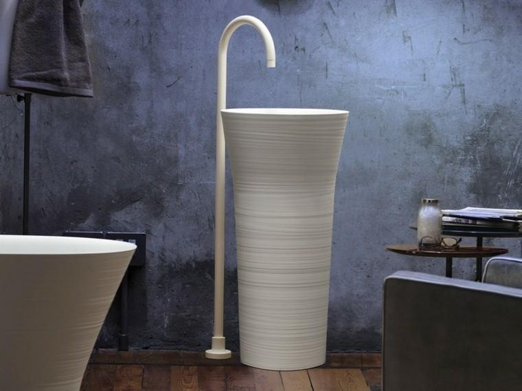 Lavabos de dise o moderno 38 modelos espectaculares - Grifos de lavabo de diseno ...
