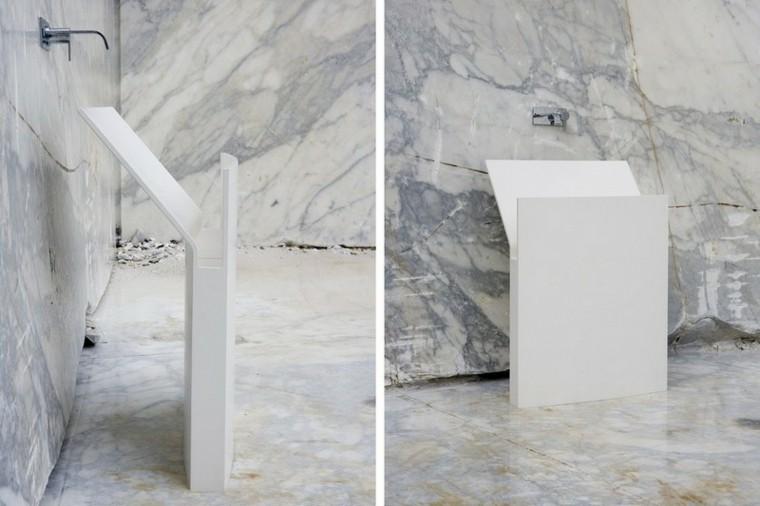 lavabo diseño moderno modelo lupi