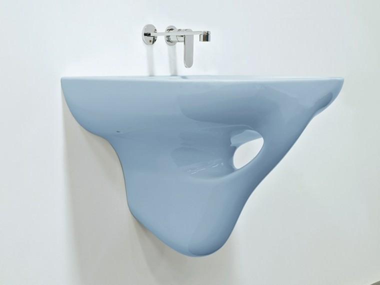 lavabo modelo void ceramica flaminia