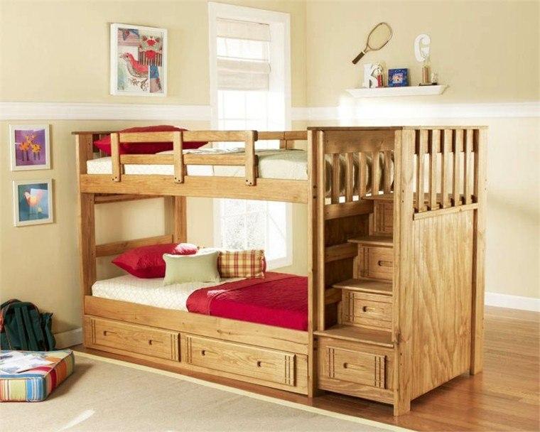 Litera creando habitaciones infantiles divertidas - Camas infantiles divertidas ...