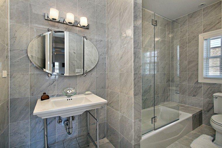 Limpiar Baño Amarillo:Cuartos de baño con ducha 25 ideas que impresionan -