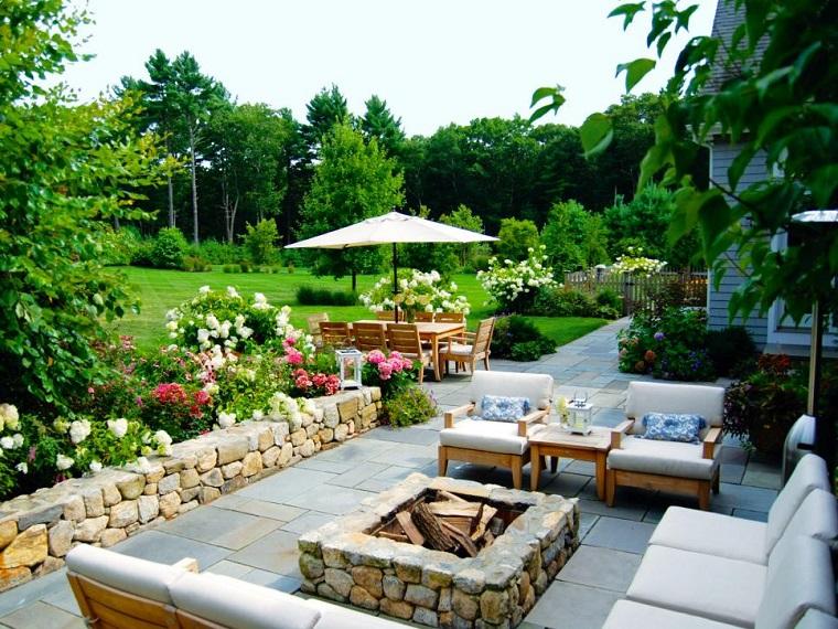 Decoraci n de jardines ideas nicas para decorar jardines for Decoracion de jardines con piedras y madera