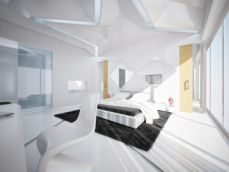 lujosa blanco moderna claras futurista