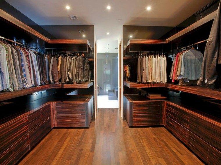 Vestidor dise os en 50 ideas que renovar n tu espacio for Classic hard house
