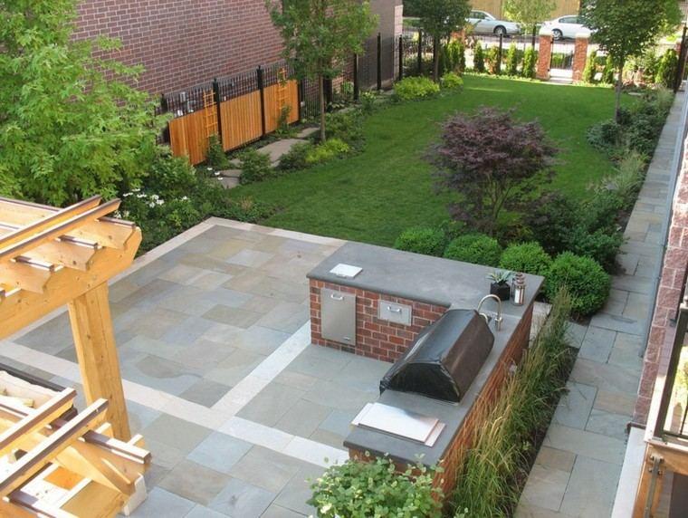 Espacio para jardines peque os 75 dise os impresionantes for Arboles decorativos para jardin