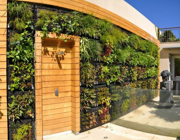 madera puertas literas elegante urbano