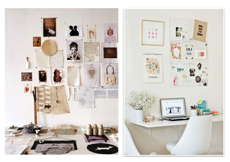 manualidades para decorar tu casa fotos pared