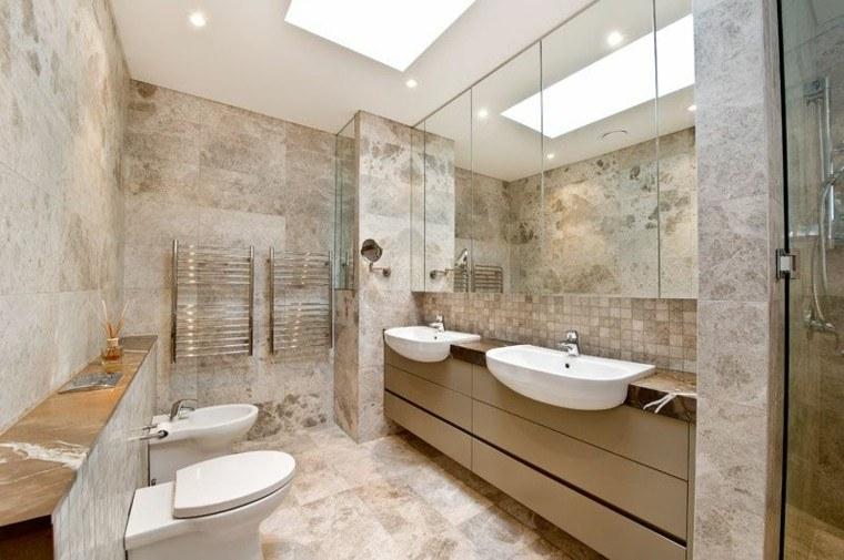 marmol suelo paredes sanitario lavabo