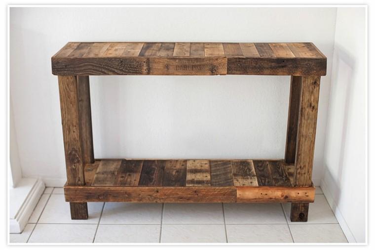 mesilla auxiliar DIY muebles