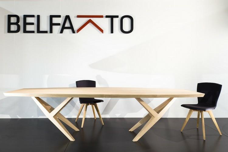 mesa madera patas belfakto