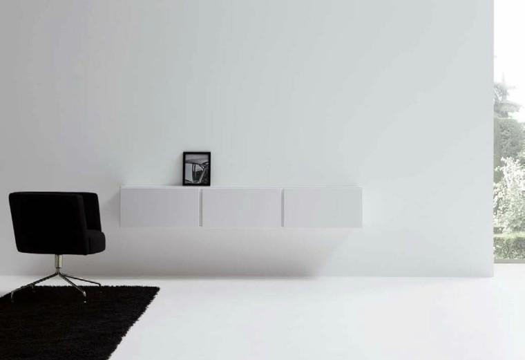 minimalismo estilo blanco negro
