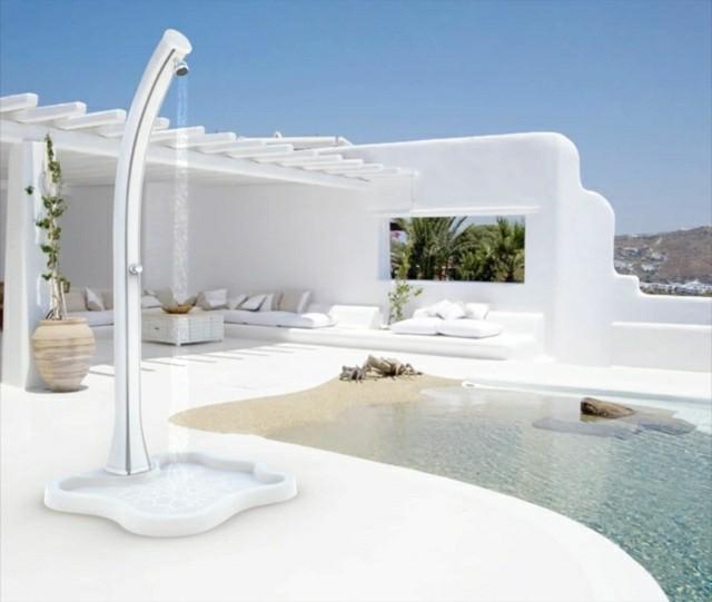 modelo plato ducha moderno blanco