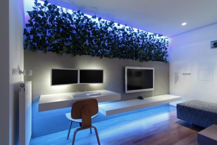 moderna plantas trepadora silla diseño