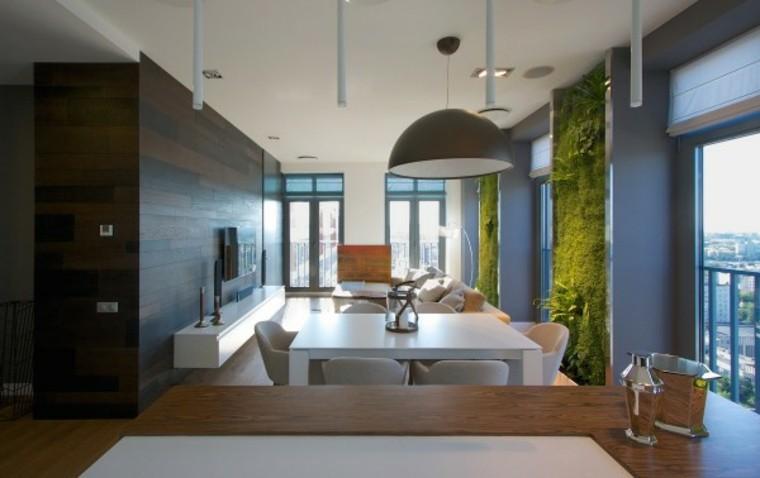 moderno casa decoracion balcones salon