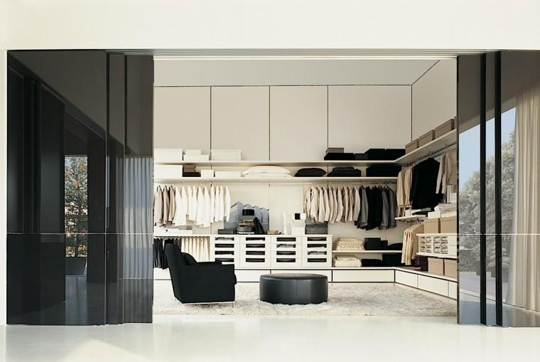 moderno espacio decorativo gris mobiliario