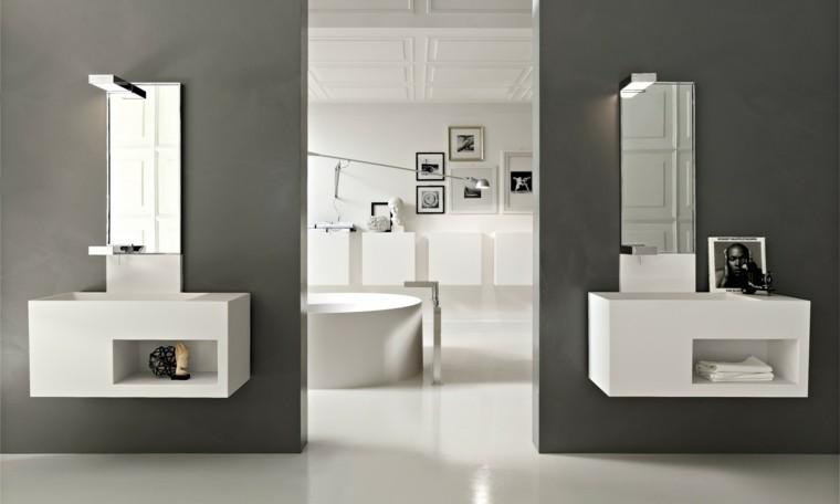 Baño decoracion y espacio, la estética de lo funcional.