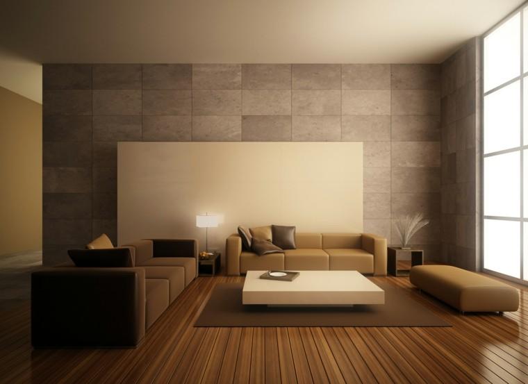 moderno marron estilo casa tonos