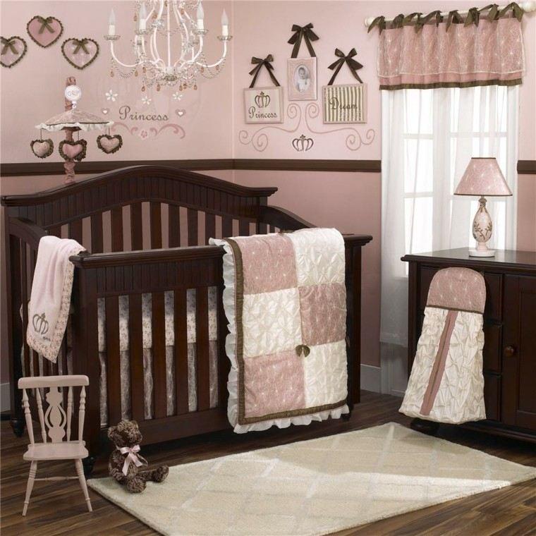 muebles dormitorio bebe estilo vintage