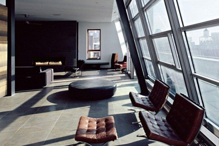Muebles modernos al estilo industrial 50 ideas que inspiran - Sillones de estilo ...