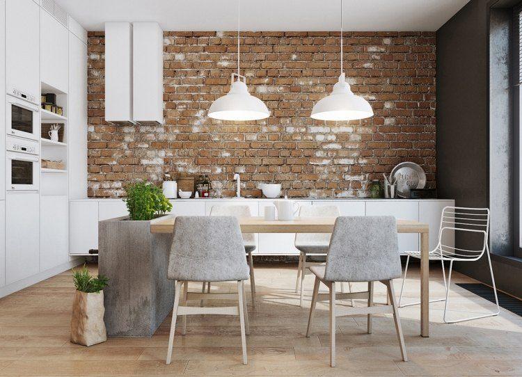 Muebles modernos al estilo industrial 50 ideas que inspiran for Muebles estilo isabelino moderno