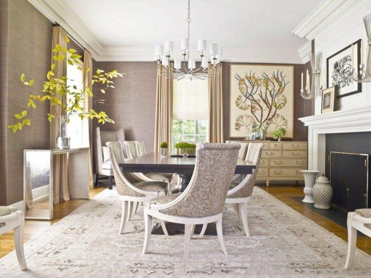 muebles modernos  diseño estilo victoriano
