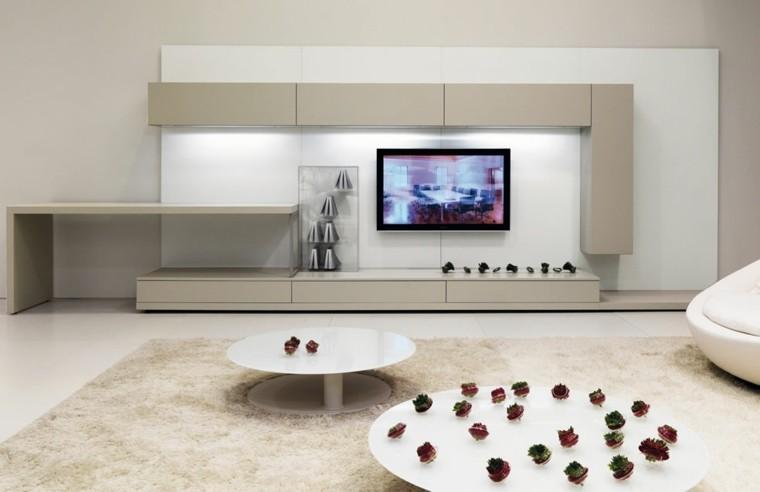 muebles para tv mobiliario moderno mesa