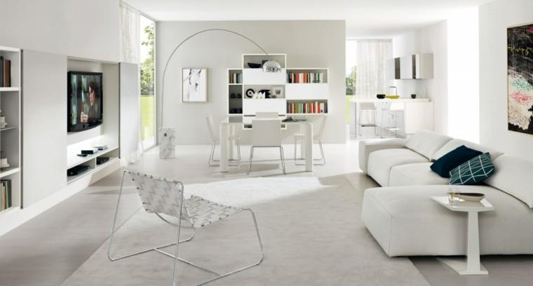 muebles-salon-moderno-abierto-comedor-sofa-blanca