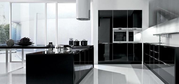 cocinas blancas murano moderna italia cocina laca