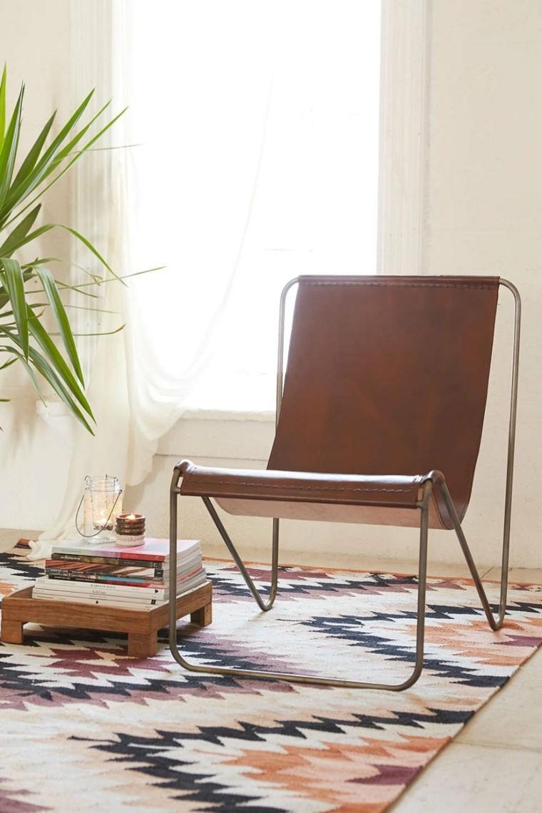 novedades decoracion boho silla cuero comoda ideas