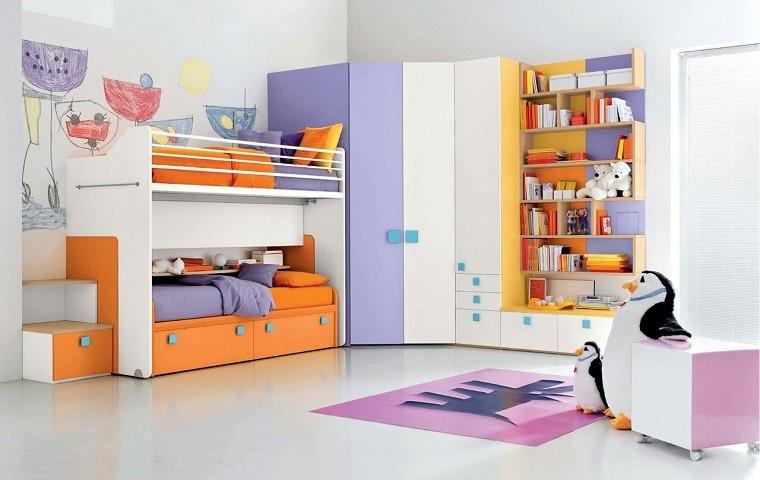 organizada cuadro estetica casa pinguinos