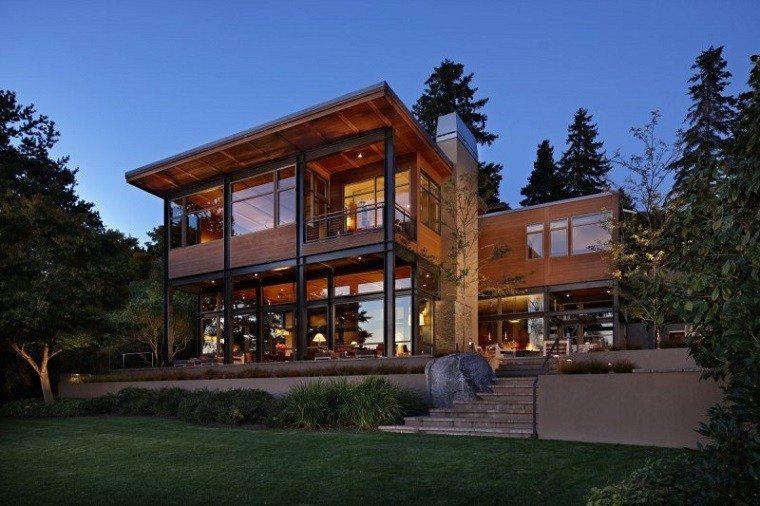 original diseño casa moderna lujosa