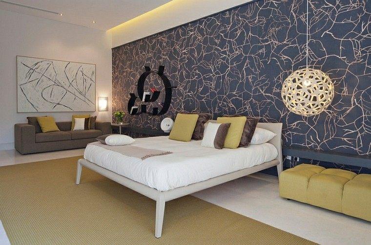 Decorar paredes con estilo cincuenta ejemplos for Disenos para paredes