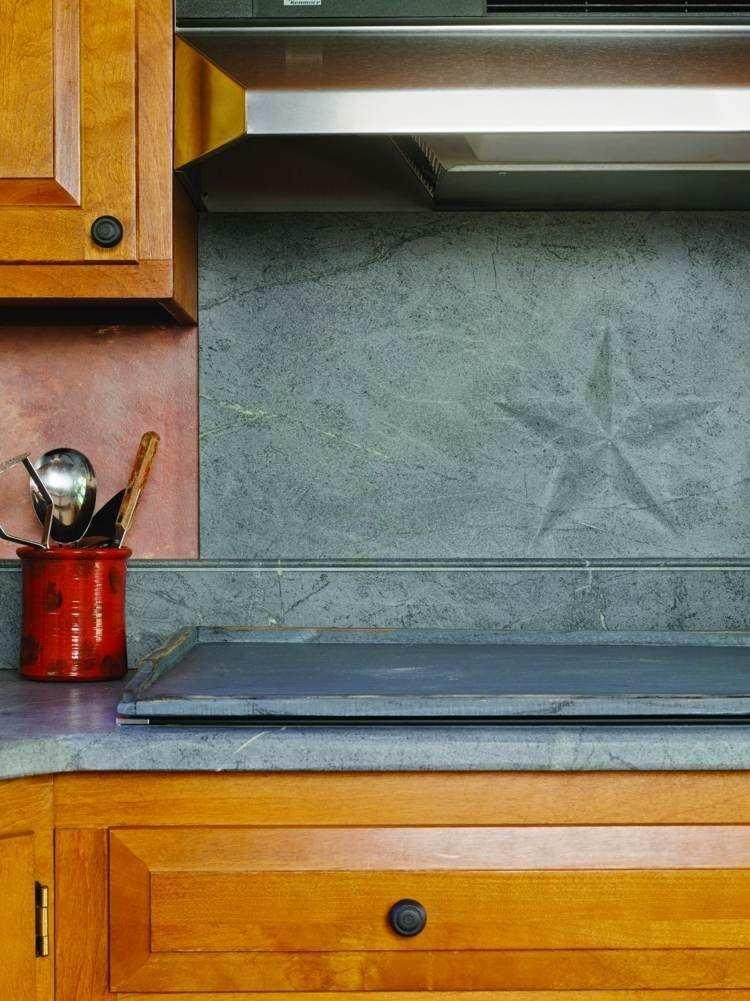 Paneles decorativos 50 ideas para la pared de la cocina for Paneles para paredes de cocinas y precios