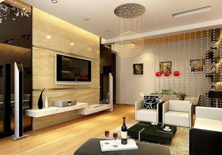Pared dise o y texturas 50 ideas para ser diferentes for Desarrollar una gran sala de estar
