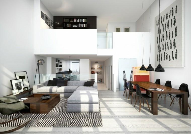 Decoraci n loft 25 ideas para especios maravillosos - Decoracion de loft pequenos ...