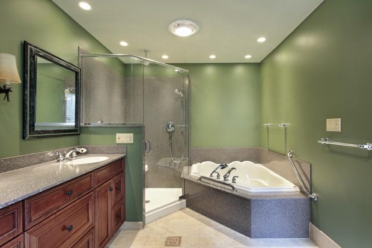Baño O Ducha Que Es Mejor:Cuartos de baño con ducha 25 ideas que impresionan -
