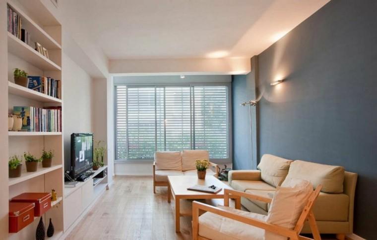 pequeña salas de estar moderna