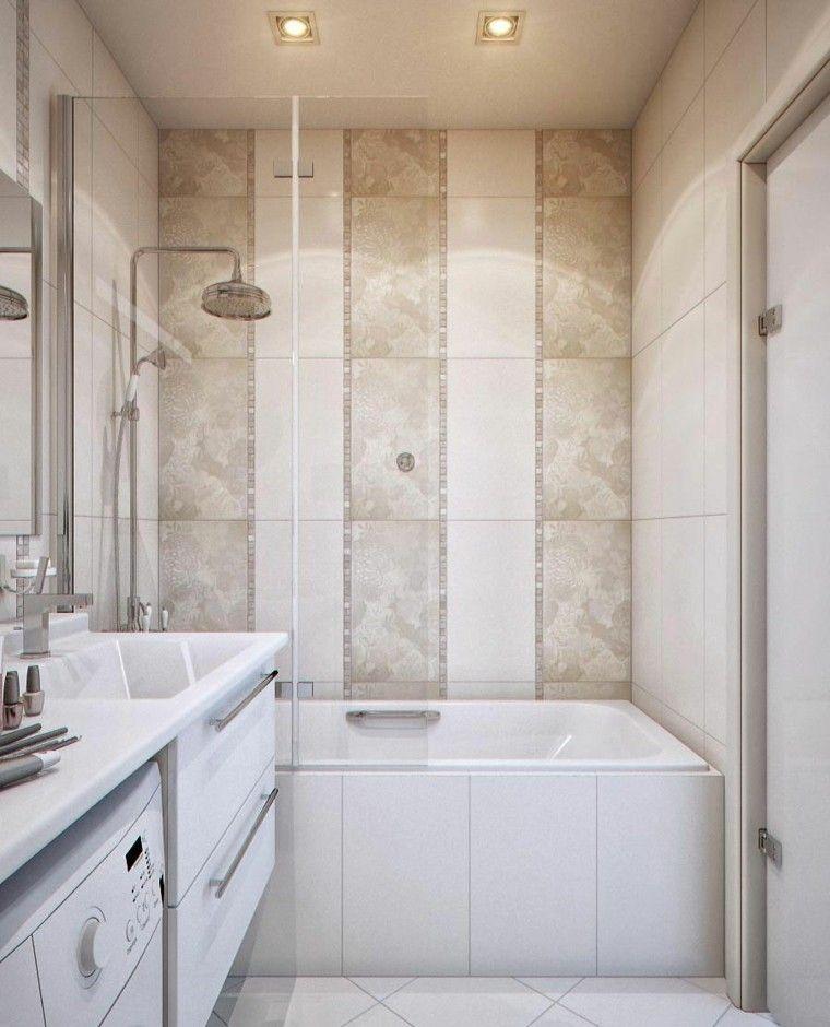 pered baño idea elegante pequeño