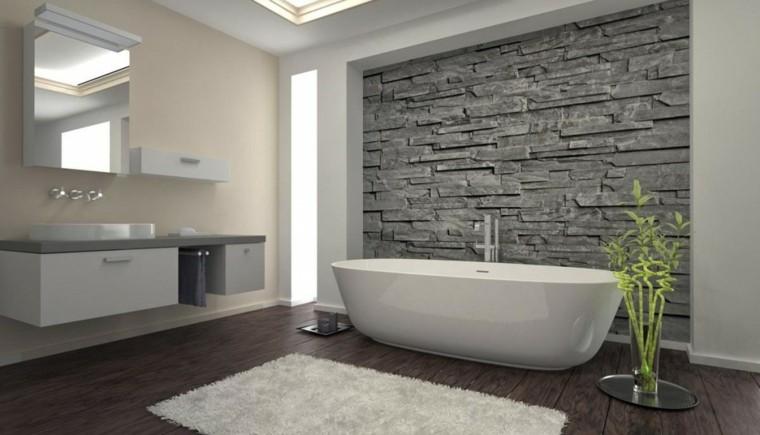 personal baño atractivo paredes suelo