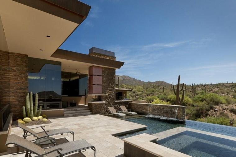 pool design cactus sunbeds field