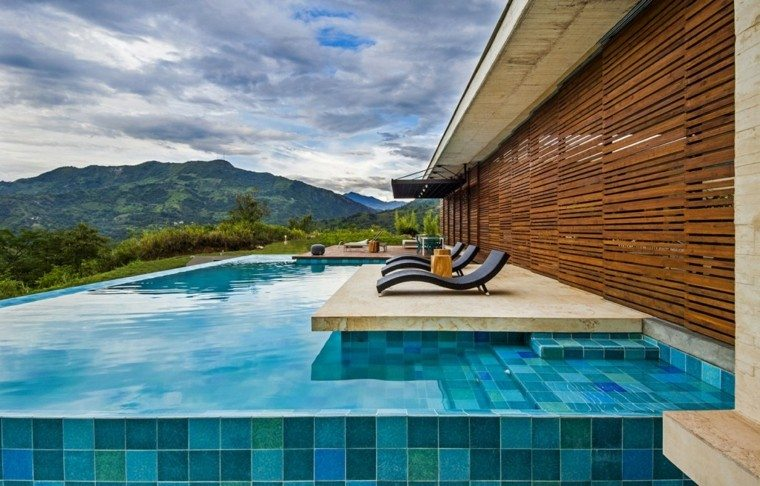 pool design pictures mountain style
