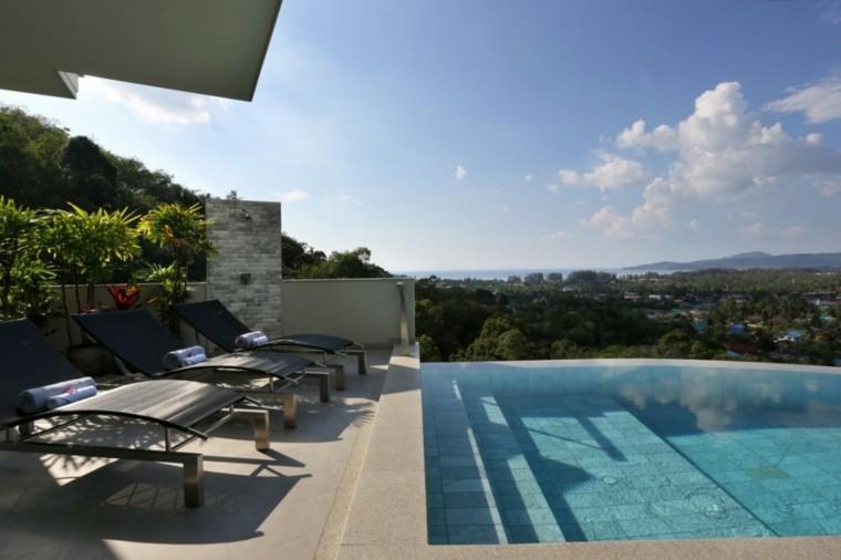 pool design infinity garden clouds