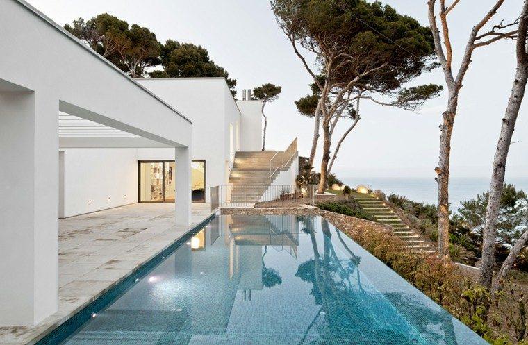 pool design gardens spain house