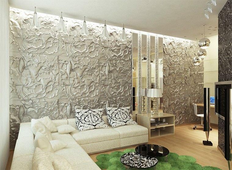plateado floral diseño sofa alfombra