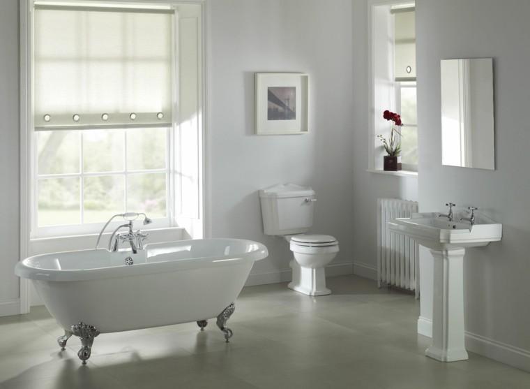 reformas de baños casa bañera flores