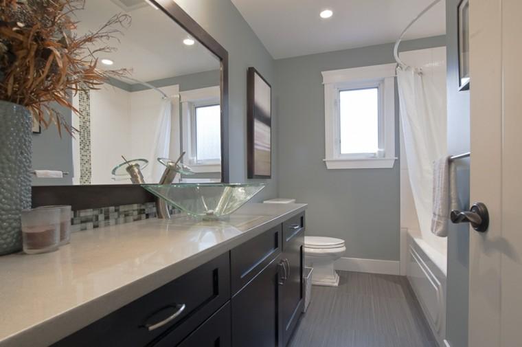 reformas de baños cristal accesorios ramas