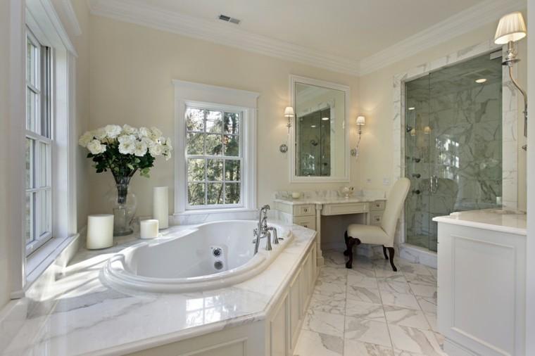 reformas de baños flores casa luces