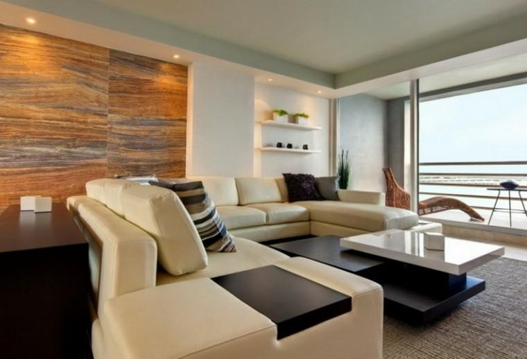 roca confortable salon casa led