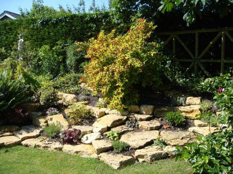 roca jardines arbol alto lajas